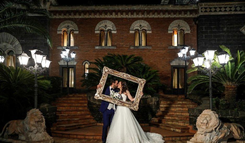 Il matrimonio di Antonio e Rosamaria a Leonforte, Enna