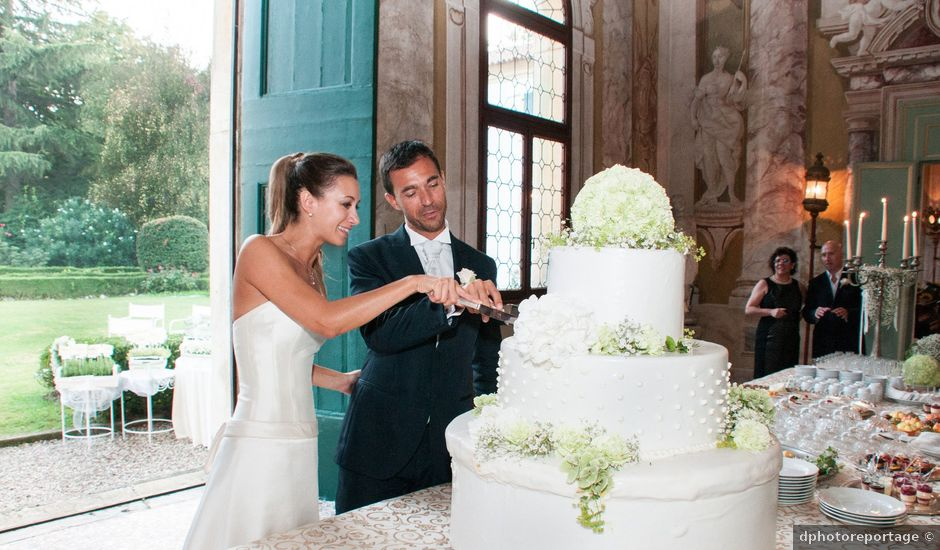 Il matrimonio di Anna e Alberto a Mira, Venezia