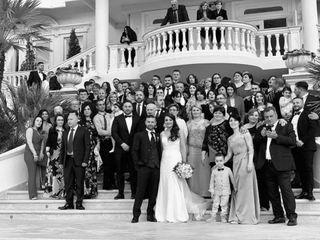 Le nozze di Iolanda  e Vincenzo