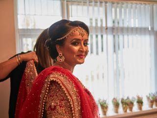 Le nozze di Nikki e Ranj 1