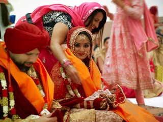 Le nozze di Nikki e Ranj 2