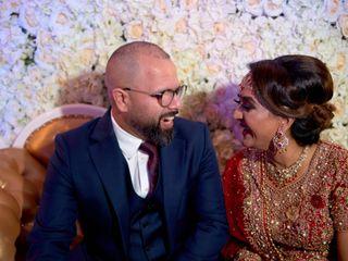 Le nozze di Nikki e Ranj