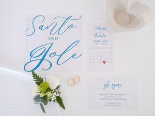 Le nozze di Santo e Jole 1