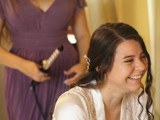 Le nozze di Dorina e Costantin 1