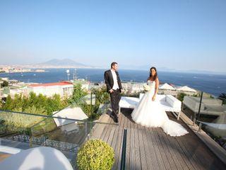 Le nozze di Valeria e Daniel