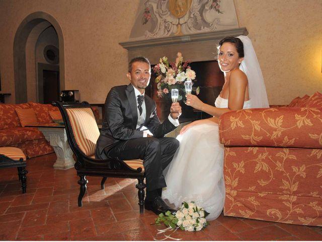 Il matrimonio di Luca e Alessandra a Pistoia, Pistoia 4