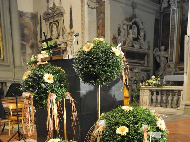 Il matrimonio di Luca e Alessandra a Pistoia, Pistoia 9