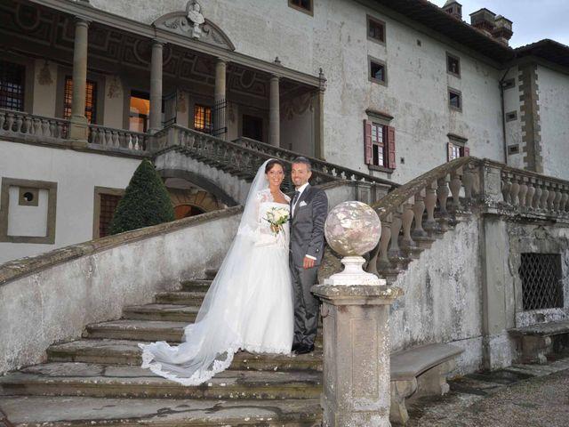 Il matrimonio di Luca e Alessandra a Pistoia, Pistoia 26