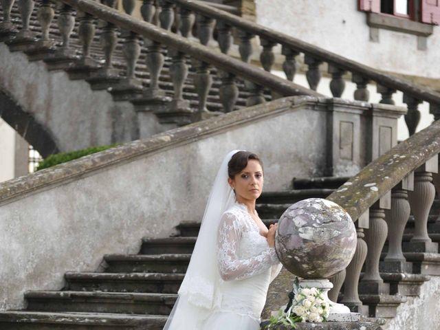 Il matrimonio di Luca e Alessandra a Pistoia, Pistoia 27