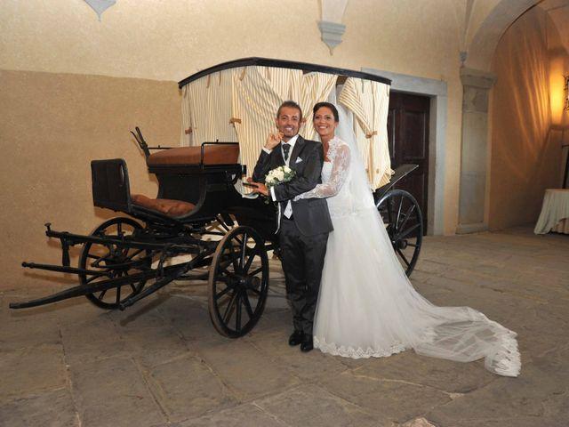 Il matrimonio di Luca e Alessandra a Pistoia, Pistoia 34