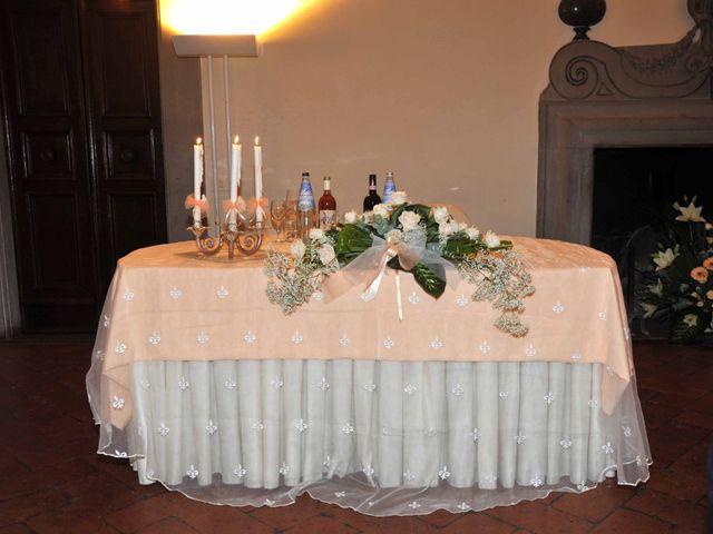 Il matrimonio di Luca e Alessandra a Pistoia, Pistoia 36