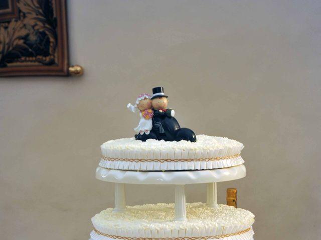 Il matrimonio di Luca e Alessandra a Pistoia, Pistoia 43