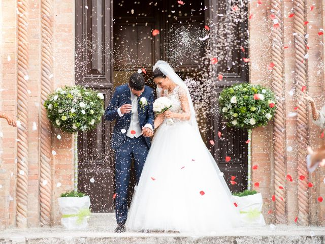 Il matrimonio di Andrea e Milena a Cesenatico, Forlì-Cesena 32