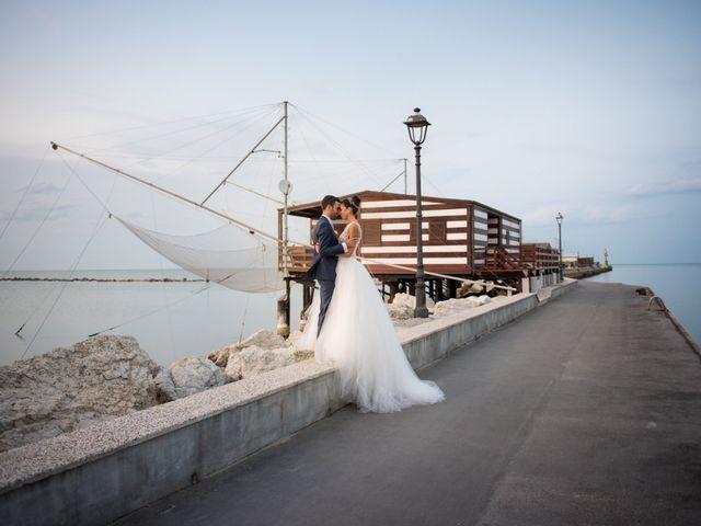 Il matrimonio di Andrea e Milena a Cesenatico, Forlì-Cesena 1