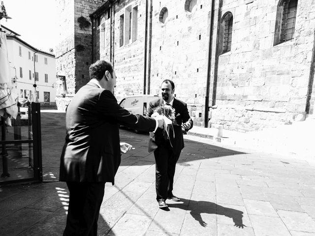 Il matrimonio di Matteo e Paola a Lucca, Lucca 13