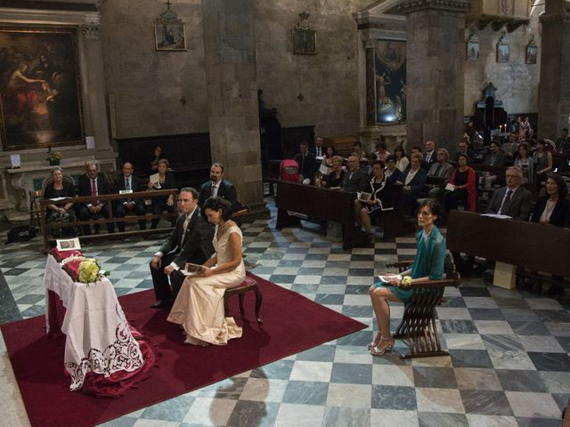 Il matrimonio di Matteo e Paola a Lucca, Lucca 20