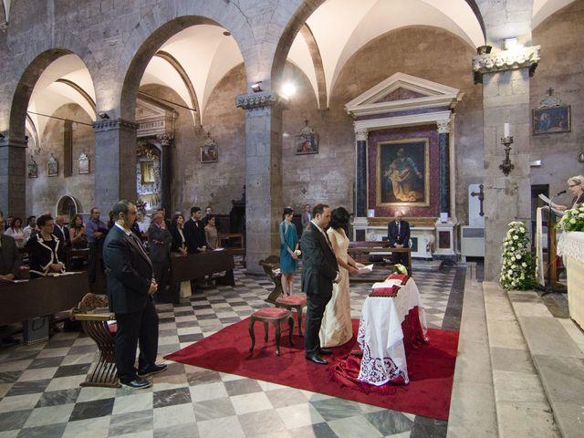 Il matrimonio di Matteo e Paola a Lucca, Lucca 22