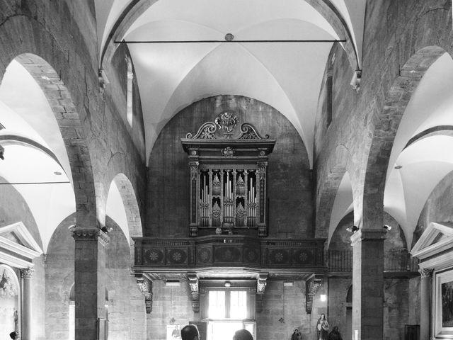 Il matrimonio di Matteo e Paola a Lucca, Lucca 25