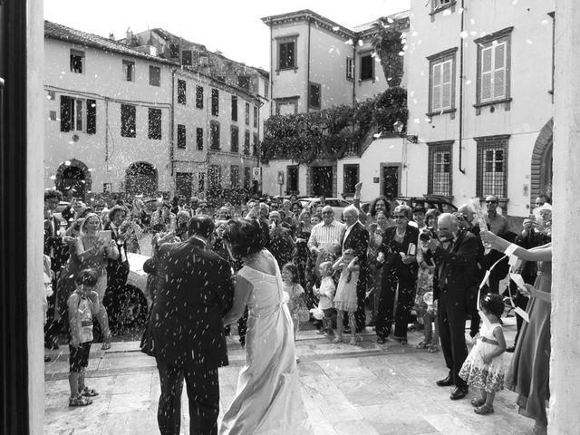 Il matrimonio di Matteo e Paola a Lucca, Lucca 28