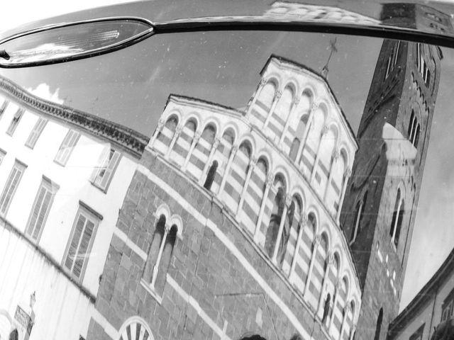 Il matrimonio di Matteo e Paola a Lucca, Lucca 32