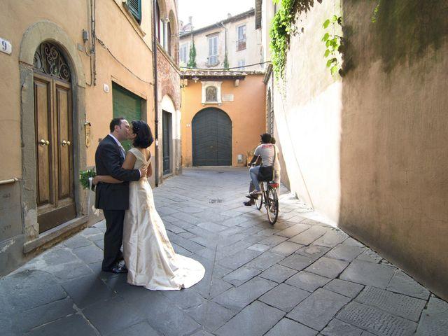 Il matrimonio di Matteo e Paola a Lucca, Lucca 33