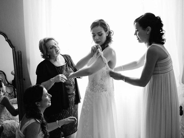 Il matrimonio di Nicola e Claudia a Ozieri, Sassari 16