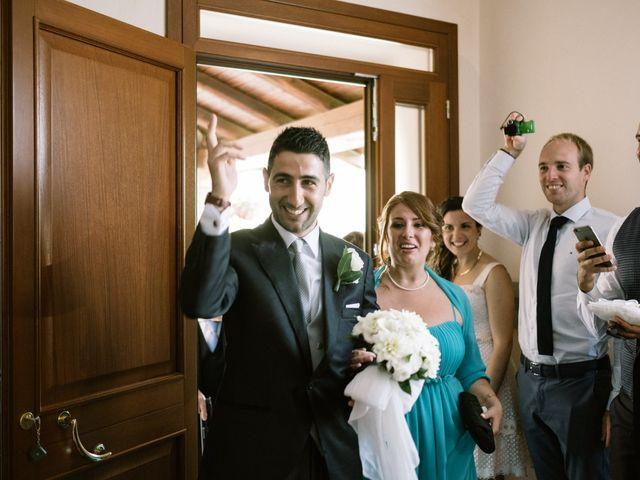 Il matrimonio di Nicola e Claudia a Ozieri, Sassari 21
