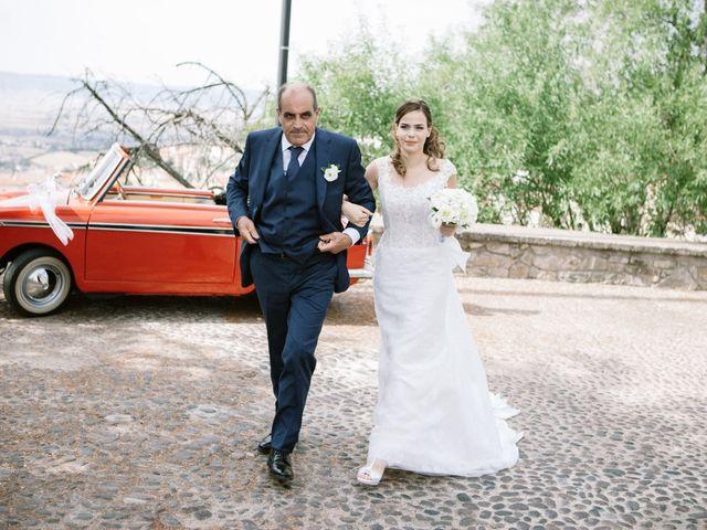Il matrimonio di Nicola e Claudia a Ozieri, Sassari 34