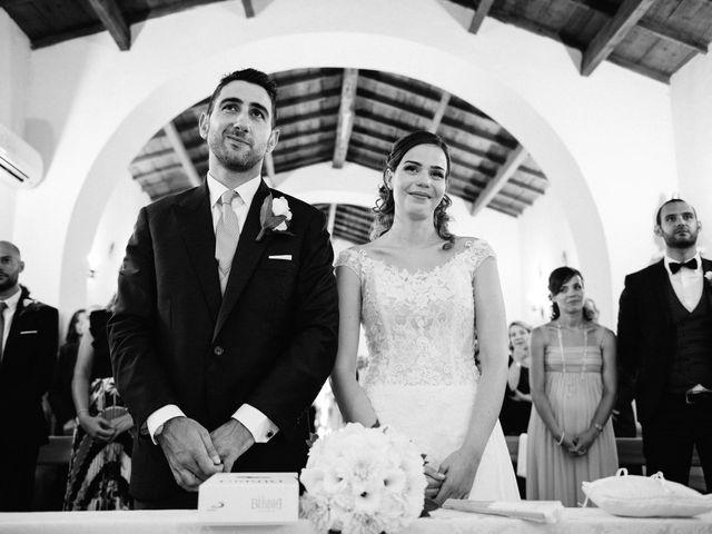 Il matrimonio di Nicola e Claudia a Ozieri, Sassari 35
