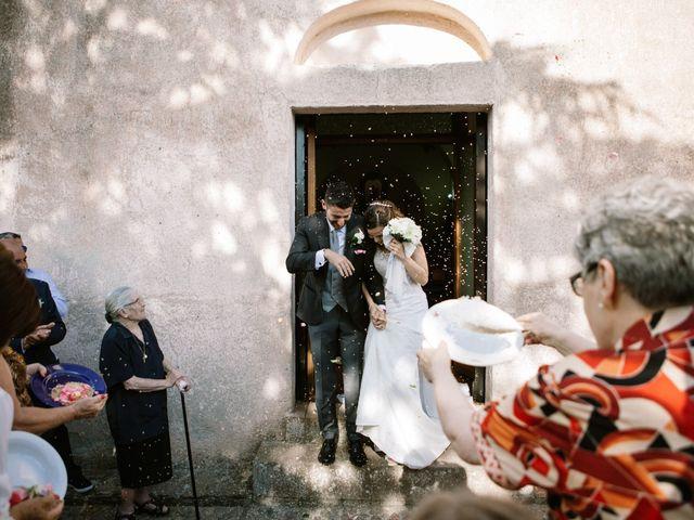 Il matrimonio di Nicola e Claudia a Ozieri, Sassari 40