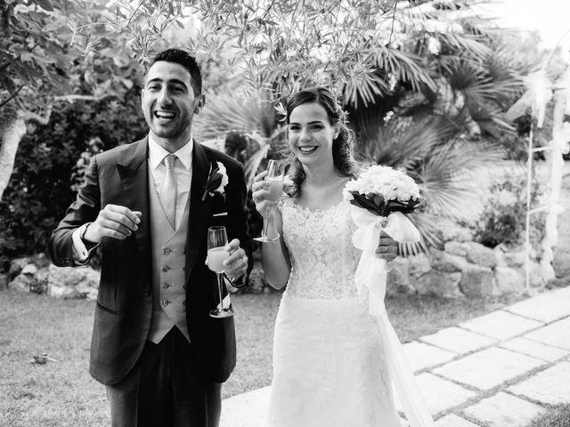 Il matrimonio di Nicola e Claudia a Ozieri, Sassari 56