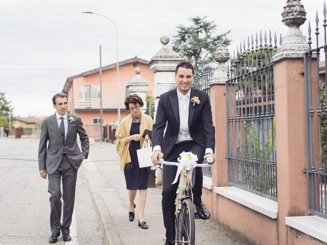 Il matrimonio di Lorenzo e Melissa a Nogarole Rocca, Verona 21