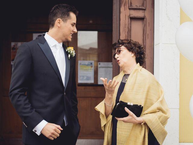 Il matrimonio di Lorenzo e Melissa a Nogarole Rocca, Verona 26
