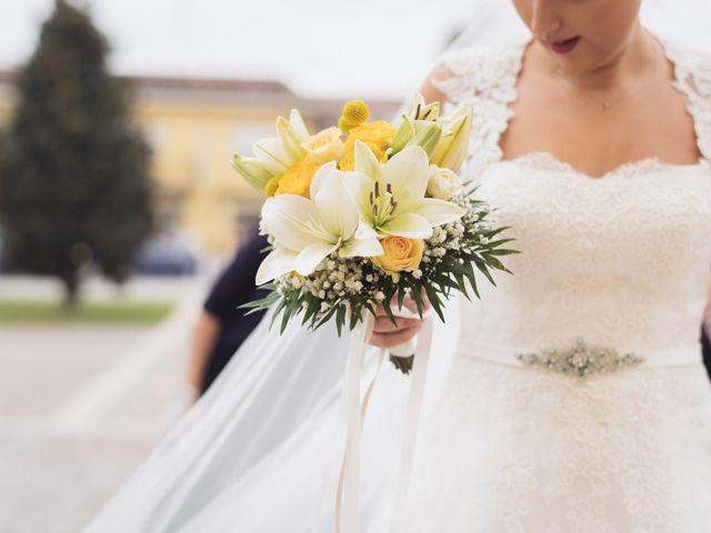 Il matrimonio di Lorenzo e Melissa a Nogarole Rocca, Verona 27