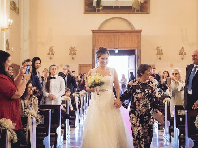 Il matrimonio di Lorenzo e Melissa a Nogarole Rocca, Verona 30