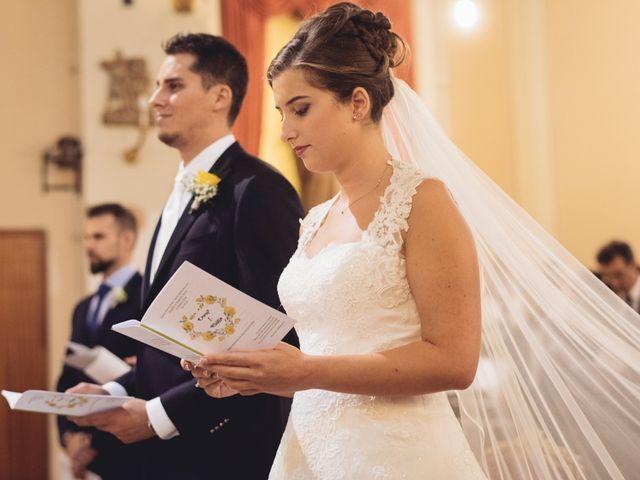 Il matrimonio di Lorenzo e Melissa a Nogarole Rocca, Verona 32