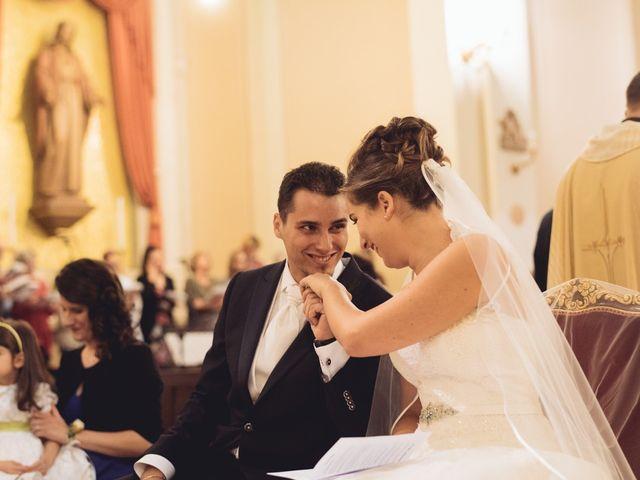 Il matrimonio di Lorenzo e Melissa a Nogarole Rocca, Verona 34