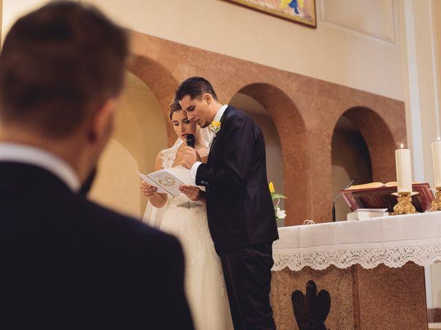 Il matrimonio di Lorenzo e Melissa a Nogarole Rocca, Verona 35