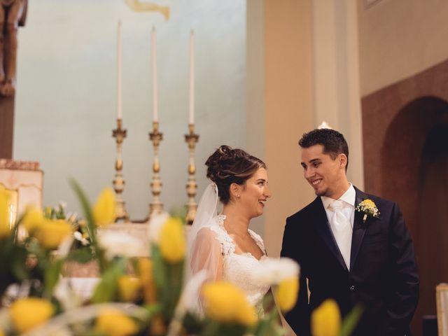 Il matrimonio di Lorenzo e Melissa a Nogarole Rocca, Verona 36