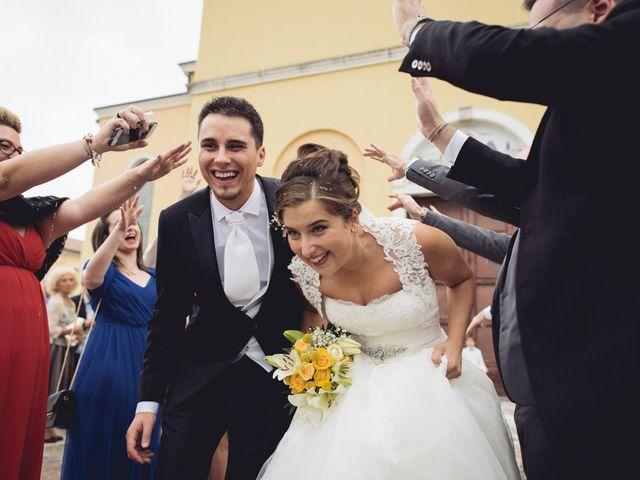 Il matrimonio di Lorenzo e Melissa a Nogarole Rocca, Verona 42