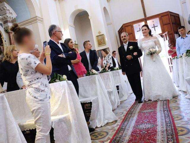Il matrimonio di Sergio e Silvia a Terrassa Padovana, Padova 7