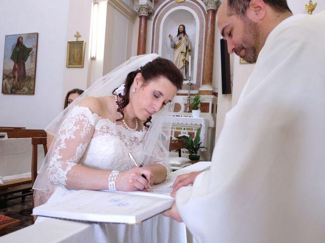 Il matrimonio di Sergio e Silvia a Terrassa Padovana, Padova 9