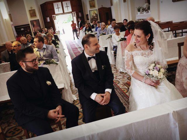 Il matrimonio di Sergio e Silvia a Terrassa Padovana, Padova 13