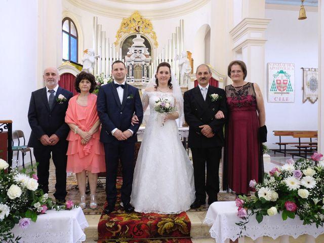 Il matrimonio di Sergio e Silvia a Terrassa Padovana, Padova 14