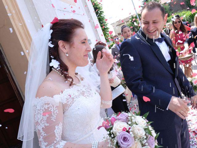 Il matrimonio di Sergio e Silvia a Terrassa Padovana, Padova 17
