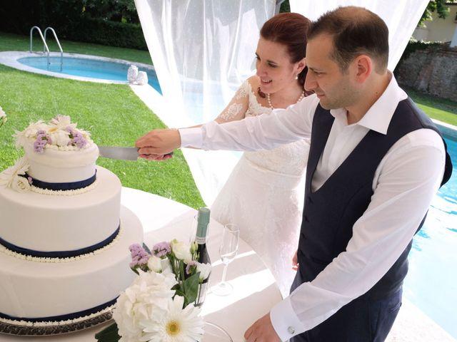 Il matrimonio di Sergio e Silvia a Terrassa Padovana, Padova 25