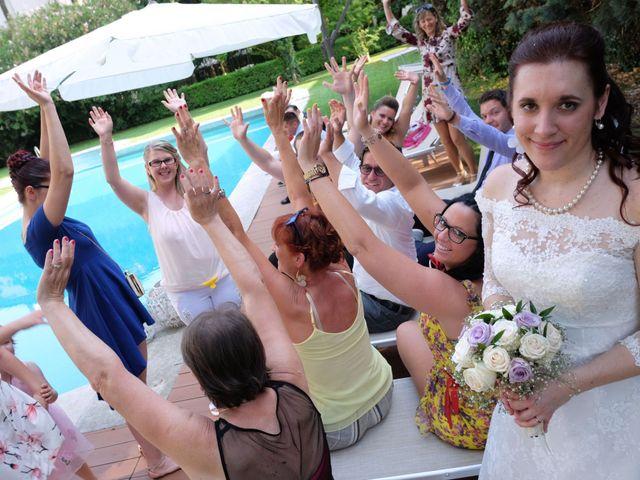 Il matrimonio di Sergio e Silvia a Terrassa Padovana, Padova 8