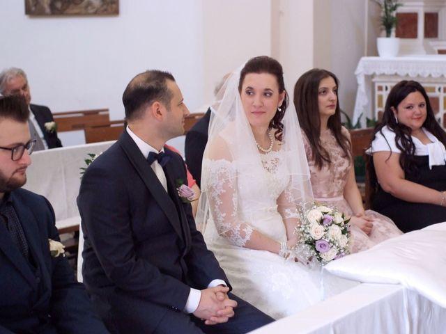 Il matrimonio di Sergio e Silvia a Terrassa Padovana, Padova 32