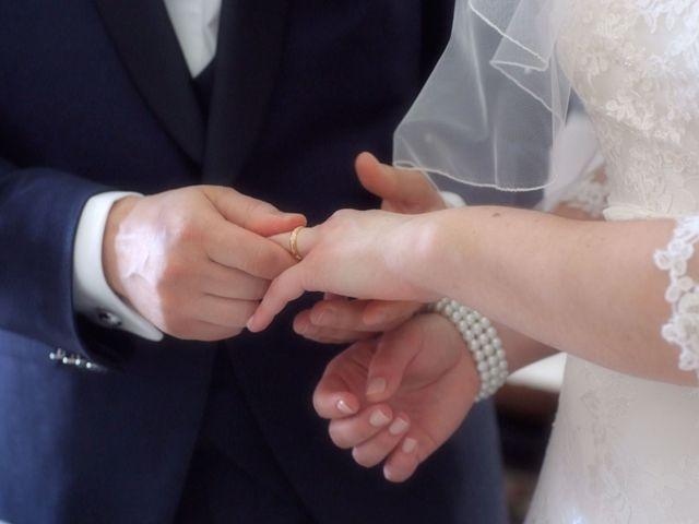 Il matrimonio di Sergio e Silvia a Terrassa Padovana, Padova 33