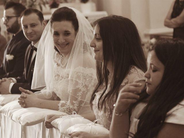 Il matrimonio di Sergio e Silvia a Terrassa Padovana, Padova 41
